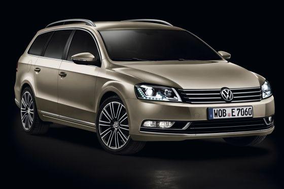 VW Passat Exklusive