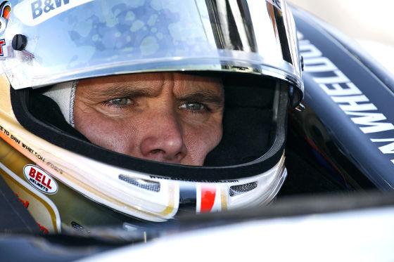 Tödlicher Indycar-Unfall - Dan Wheldon