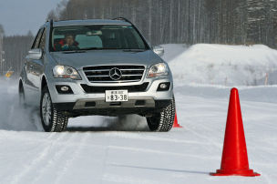 Winterreifen-Test: 255/55 R 18