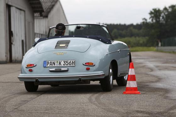 Porsche 356 A Cabrio