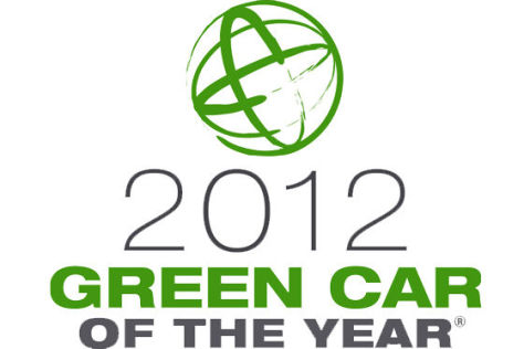 Green Car of the Year 2012