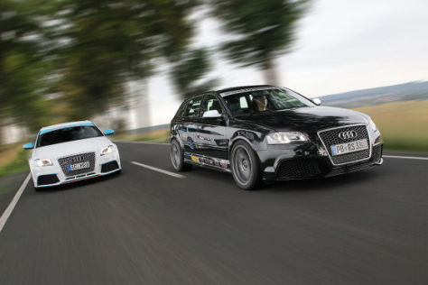 MR-Racing RS3 Evo I und Tij Power RS 3