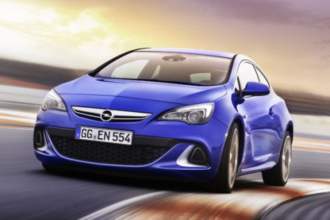 Opel Astra GTC OPC