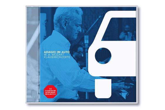 Minister-CD für den guten Zweck