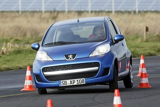 Video: Peugeot 107 Filou
