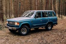 Junge 4WD-Klassiker