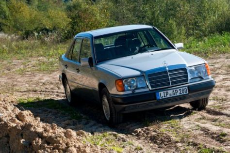 Mercedes 300 E 4Matic W124