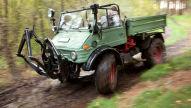 Mercedes Unimog: 70. Geburtstag