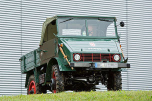 Happy Birthday, Unimog!