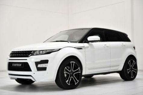 Range Rover Evoque von Startech