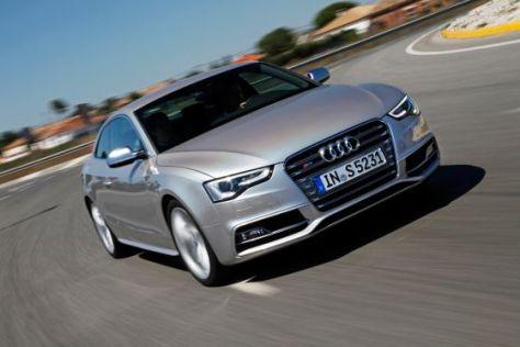 Audi A5: Cabrio, Sportback und Coupé