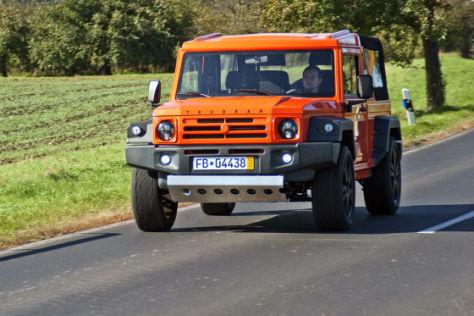Tavec Tecdrah: SUV für 18.000 Euro