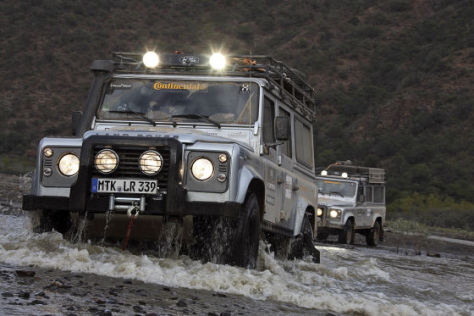 Land Rover Defender Experience Bolivien