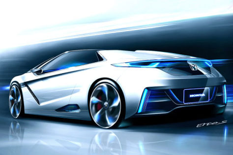 Honda-Studie EV Small Sports Concept (2011)