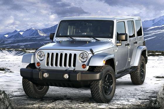 Jeep Wranger Arctic