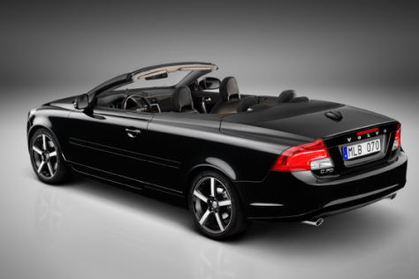 Sondermodell Volvo C70 Inscription