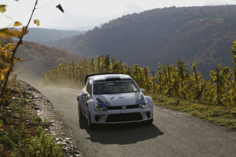 Volkdwagen Polo R WRC