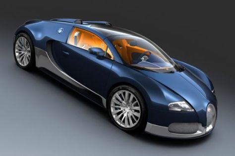 Bugatti Veyron Grand Sport Special
