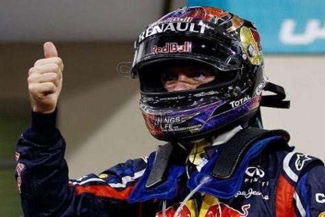 Sebastian Vettel war wieder einmal eine Klasse für sich