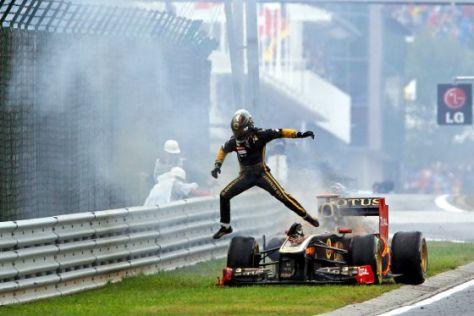Formel 1-Unfälle 2011
