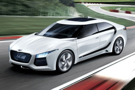 Innovationen für Elektromobilität