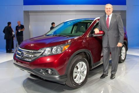 Honda CR-V (Los Angeles 2011)