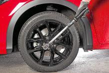 So geht der Reifenwechsel