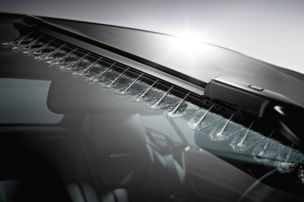 Mercedes: Neues Scheibenwischer-System