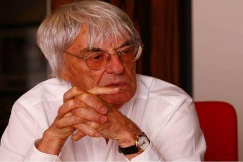Bernie Ecclestone zeigt sich gnädig: Austin hat noch eine Woche Zeit
