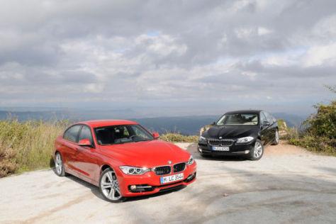 BMW 3er BMW 5er