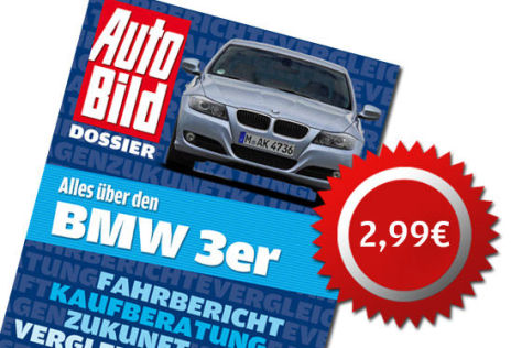PDF-Download: AUTO BILD Dossier BMW 3er