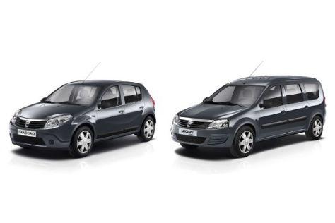 Dacia Sandero und Logan MCV: Sondermodelle Live