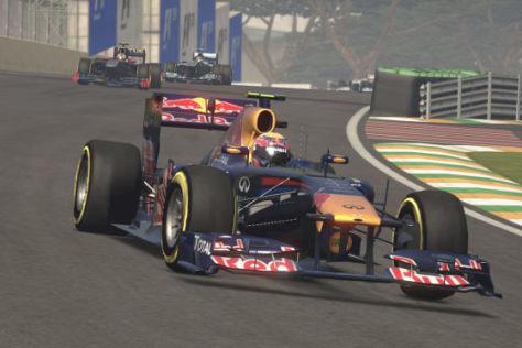 Computerspiel F1 2011