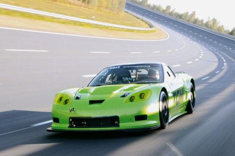WMS Corvette TGM