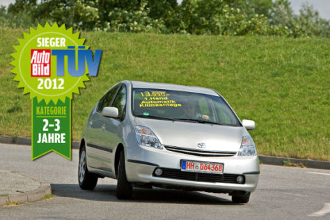 Autobild Tuv Report 2011