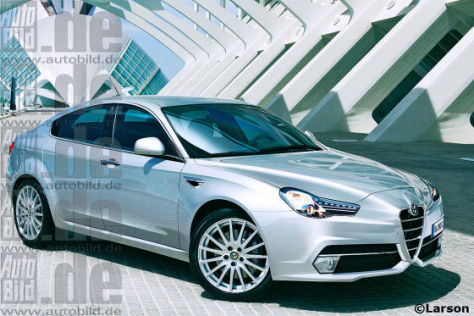 Alfa Giulia: Vorschau