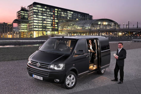 VW Multivan Business