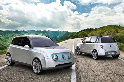 Renault 4: Design-Wettbewerb