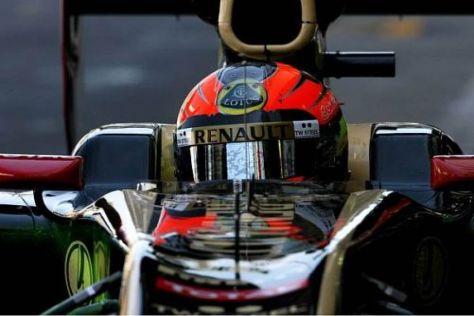 Romain Grosjean möchte im kommenden Jahr ein Stammcockpit haben