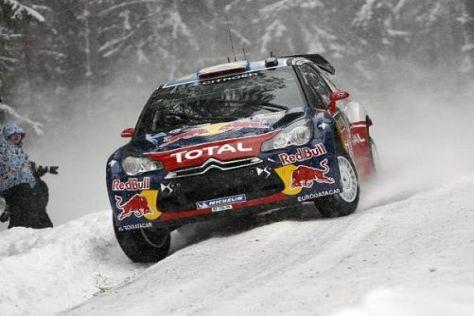 Im Januar können die Straßen rund um Monte Carlo verschneit sein