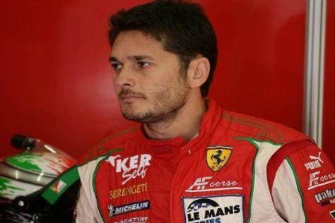 Giancarlo Fisichella hat für Ferrari ein erfolgreiches Jahr absolviert