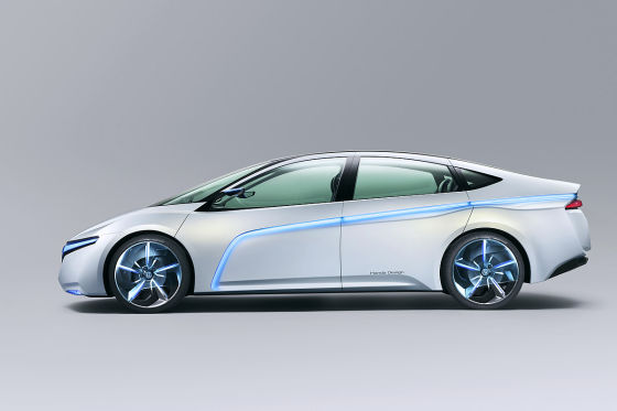 Honda AC-X Plug-in-Hybridstudie für Tokio 2011