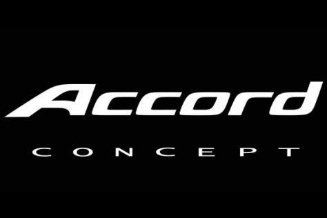 Accord Coupé Concept Logo