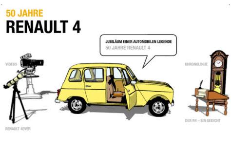 Renault 4-App