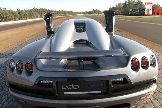 Video: Edo Koenigsegg CCR