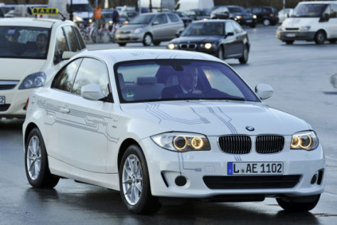 BMW 1er ActiveE