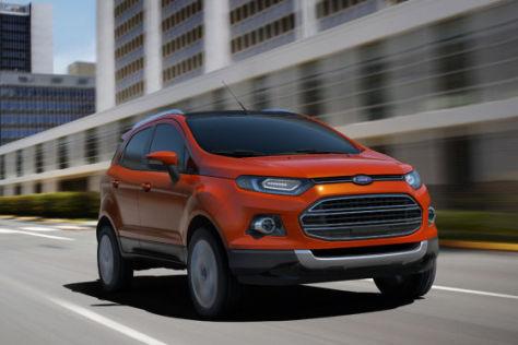 Ford Weltauto EcoSport (2012)