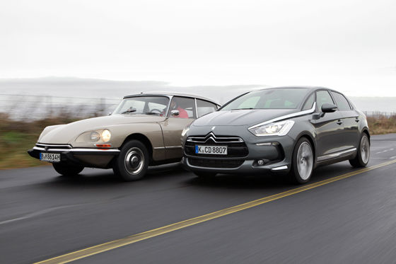 Video: Citroën DS/DS5