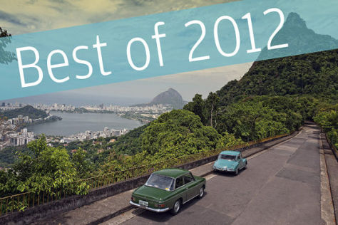 Best of 2012 Audi Kalender April
