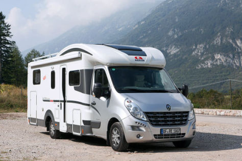 Adria Matrix Supreme M 687 SL